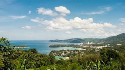 Phuket Viewpoint Timelapse