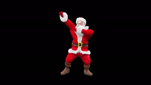 Thumbnail for Santa Claus 4K