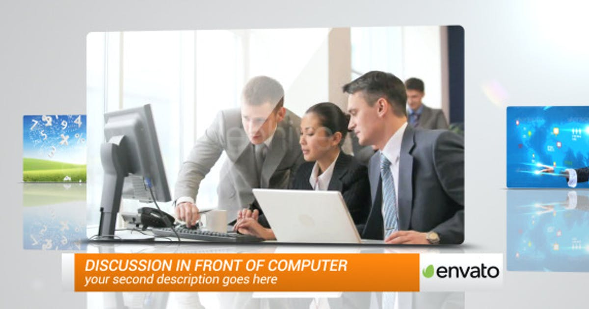 New Corporate Presentation