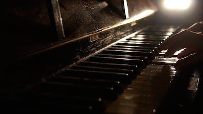 Playing Piano 1
