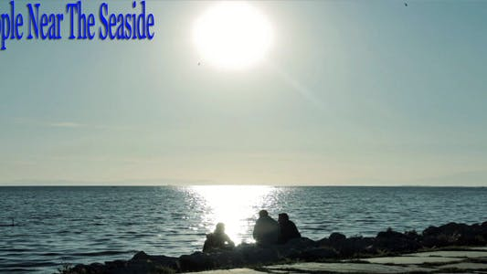 Thumbnail for People Near The Seaside