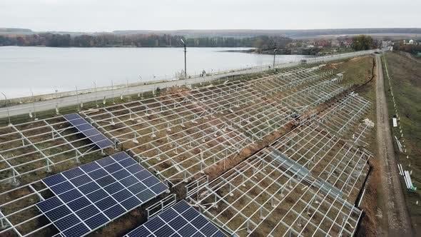 Thumbnail for Installing Alternative Energy Solar Panels