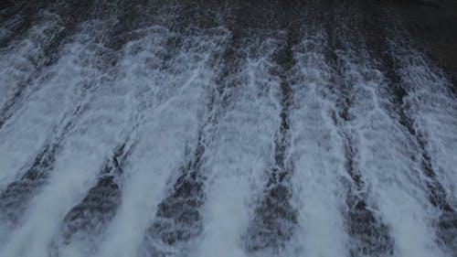 Wake On Dark Water
