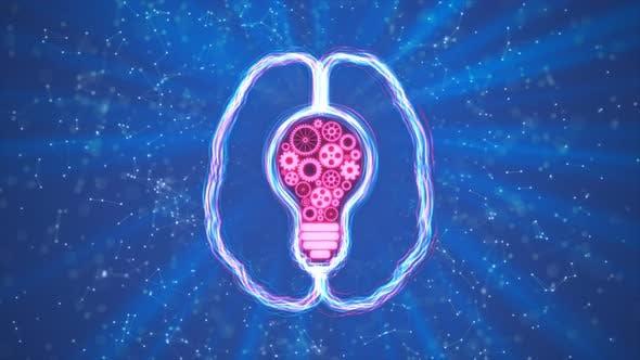 Thumbnail for Human Brain Creating a New Idea
