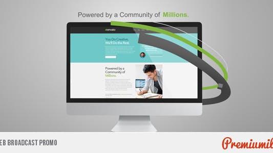 Promo de Transmisión web