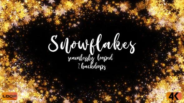 Thumbnail for Snowflakes 01