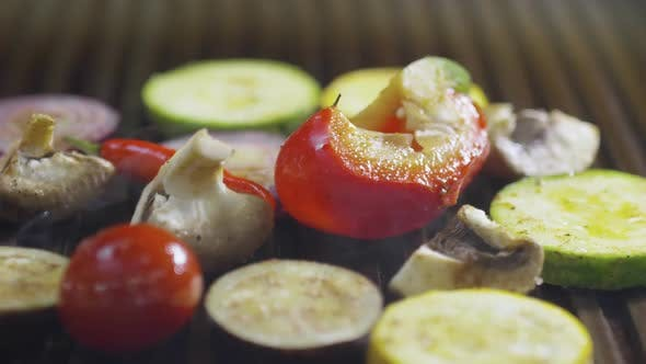 Thumbnail for Frying Vegetables