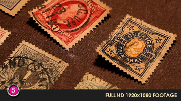 Thumbnail for Old Stamps 2