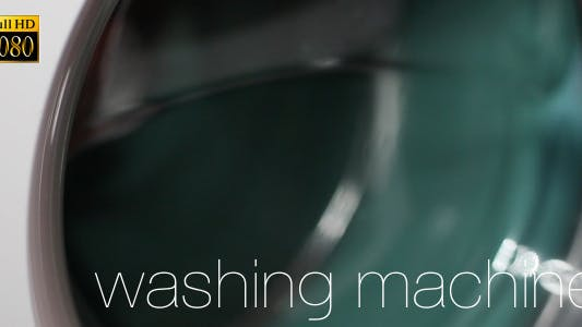 Cover Image for The Washing Machine 8
