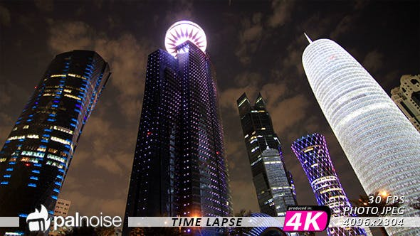 Thumbnail for LED Skyscrapers