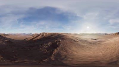 VR360 Dunes in the Namib Desert