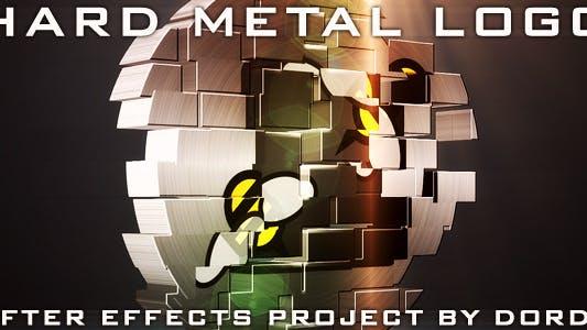 Thumbnail for Hard Metal Logo