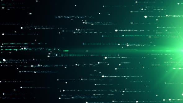 Abstrakte Technologie Hintergrund