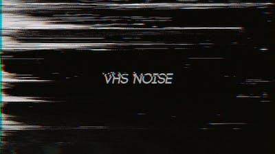 Vhs Noise 16
