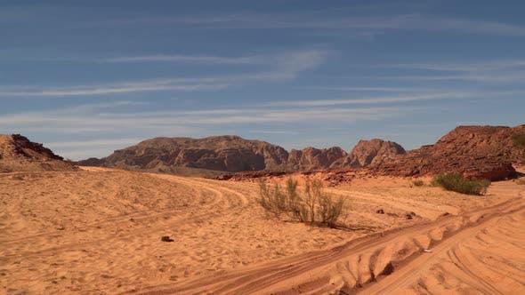 Thumbnail for The Road In the Desert