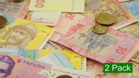 Thumbnail for Ukrainian Money (2-Pack)