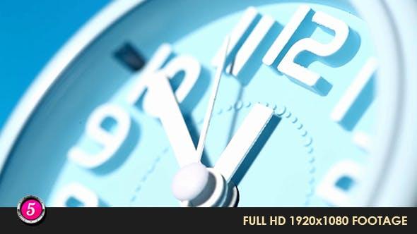 Clock 25