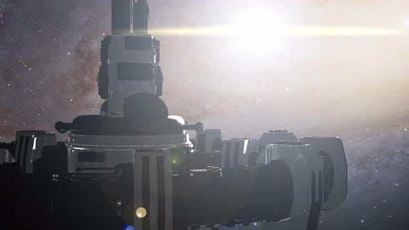 Thumbnail for Alien Spaceship