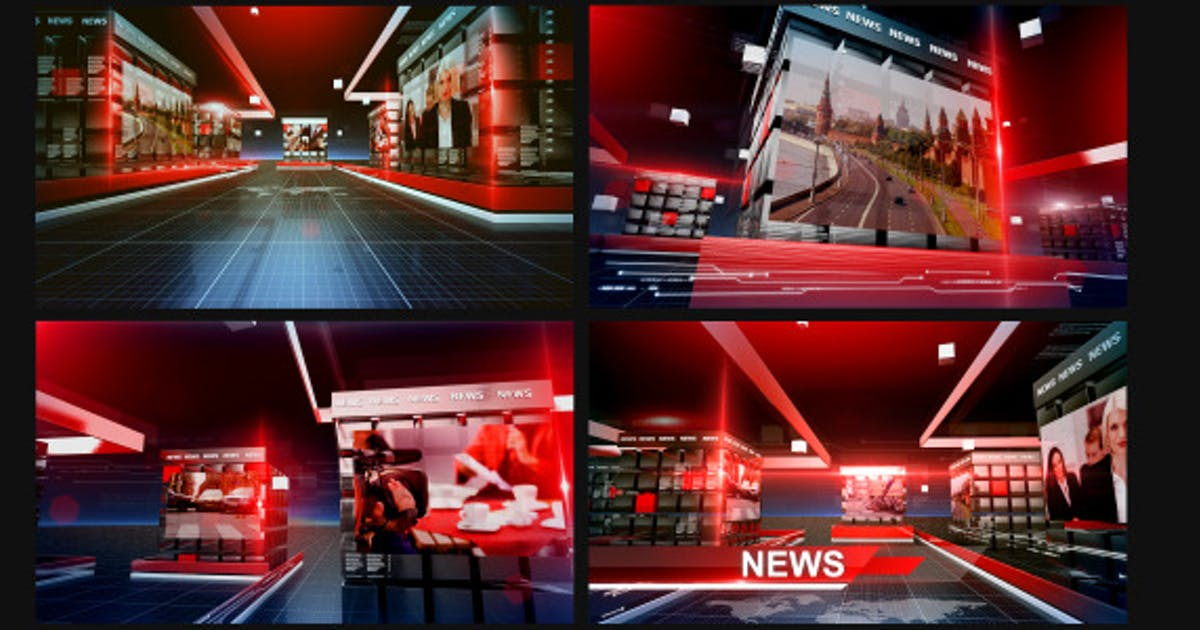 Download News opener by CG-COVER