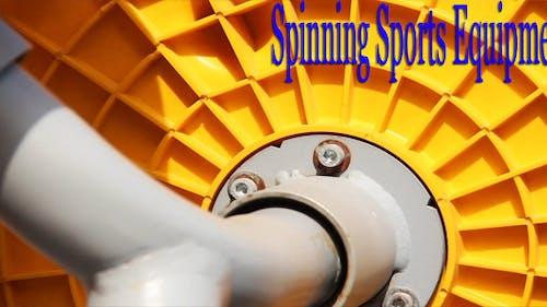 Spinning Sports Equipment