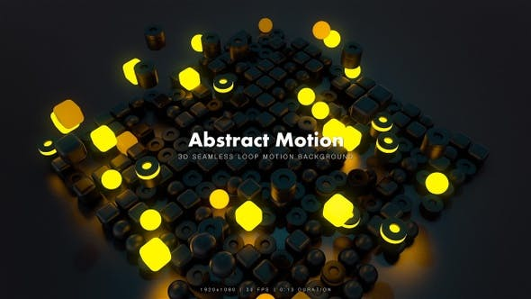 Thumbnail for Abstract Design Motion 14