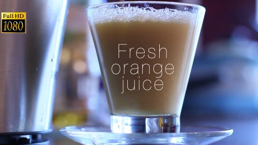 Thumbnail for Fresh Orange Juice