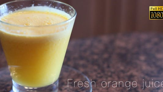 Cover Image for Fresh Orange Juice 3