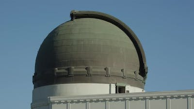 Dome of the Griffith Observatory
