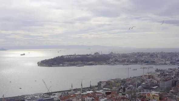 Thumbnail for Istanbul Bosphorus Historical Peninsula
