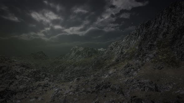 Thumbnail for View From the Mountain in a Storm