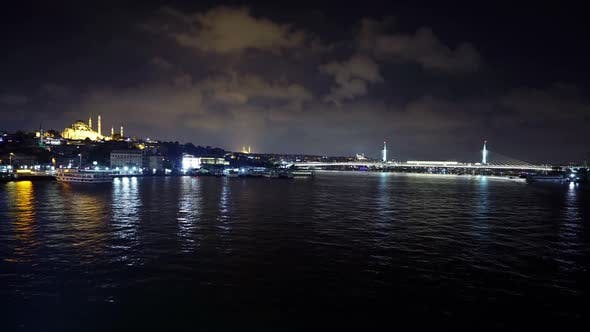 Thumbnail for Istanbul Night Bridge