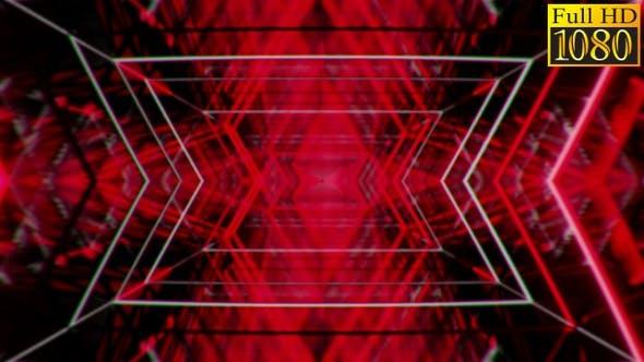 Thumbnail for Retrowave Kaleidoscope Vj Loops Pack V3