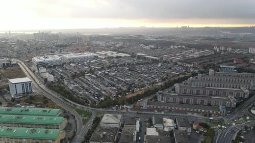 Industriegebiet Fabrikzone