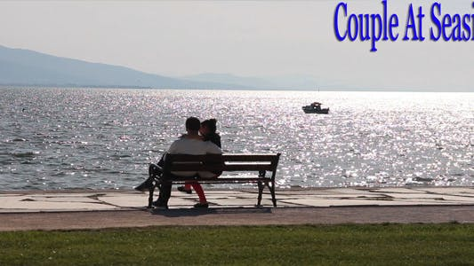 Thumbnail for Couple At Seaside
