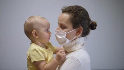Family Life During Coronavirus Healthcare Crisis