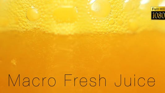 Thumbnail for Macro Fresh Juice