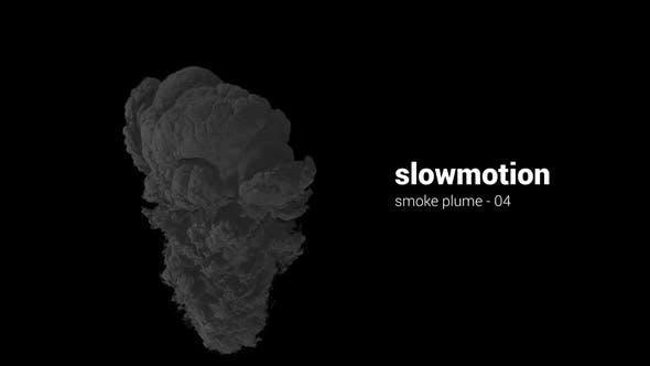 Thumbnail for Slowmotion Smoke Plume - 04