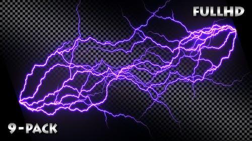 FX Elektrizitätsentladung (9er-Pack)