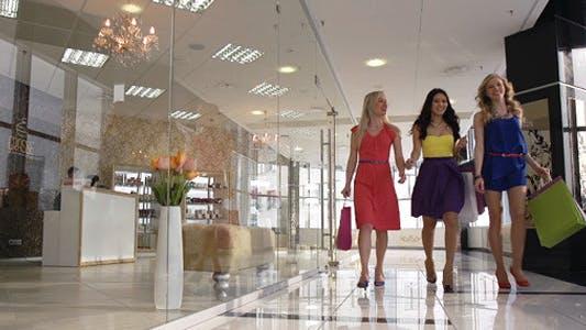 Thumbnail for Glamorous Shoppers