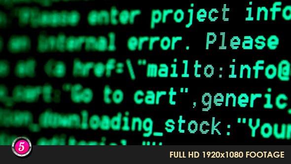Thumbnail for Computer HTML Codes 11