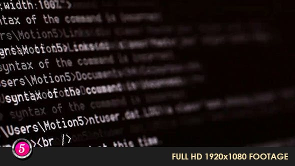 Thumbnail for Computer HTML Codes 12