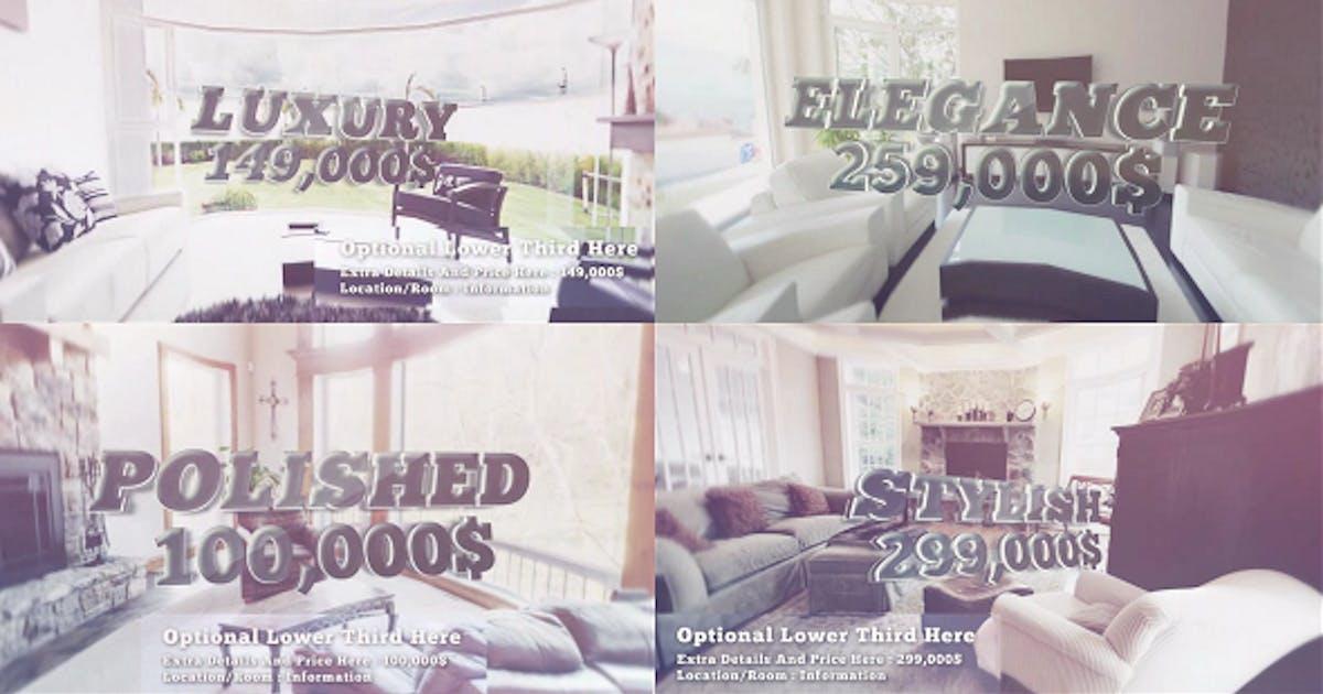 Download Luxury Slideshow, Real Estate & Hotel Resort Promo by xFxDesigns