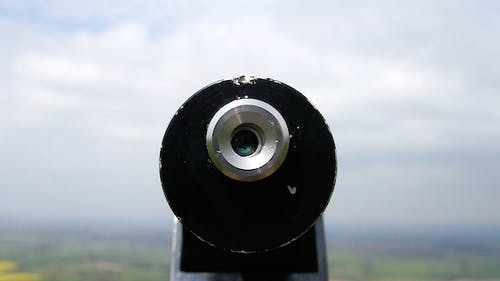 Telescope Zoom Out