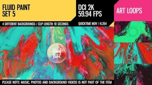 Fluid Paint (2K Set 5)