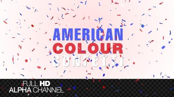 American Colors Confetti