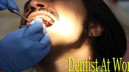 Thumbnail for Dentist At Work