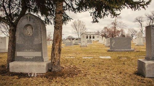 Friedhof Steine