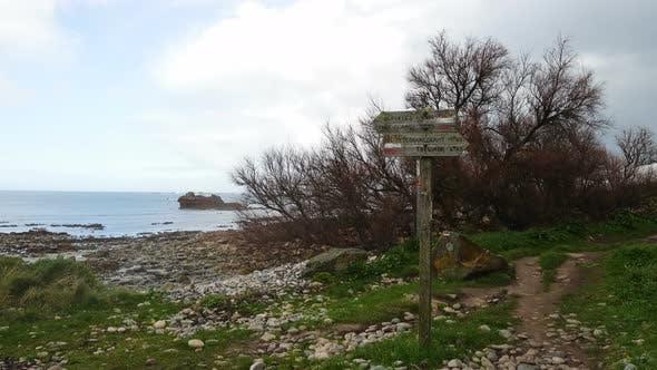 Rocky Atlantic Ocean Coast 35
