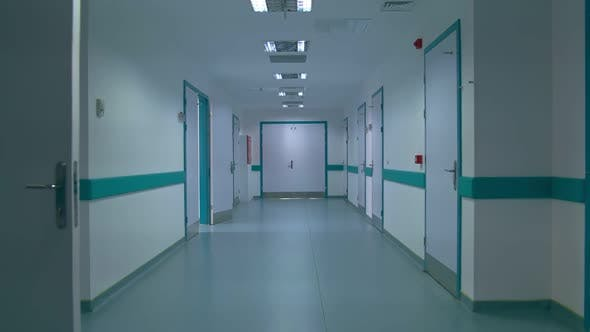 Thumbnail for Hospital Corridor