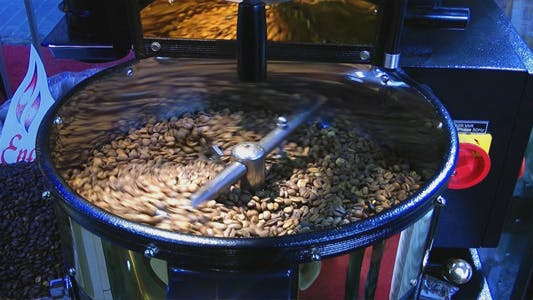 Thumbnail for Coffee Roasting Machine